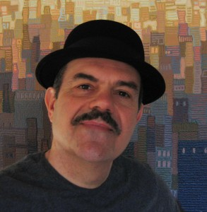 Guitarist, Composer & Painter David Harrison