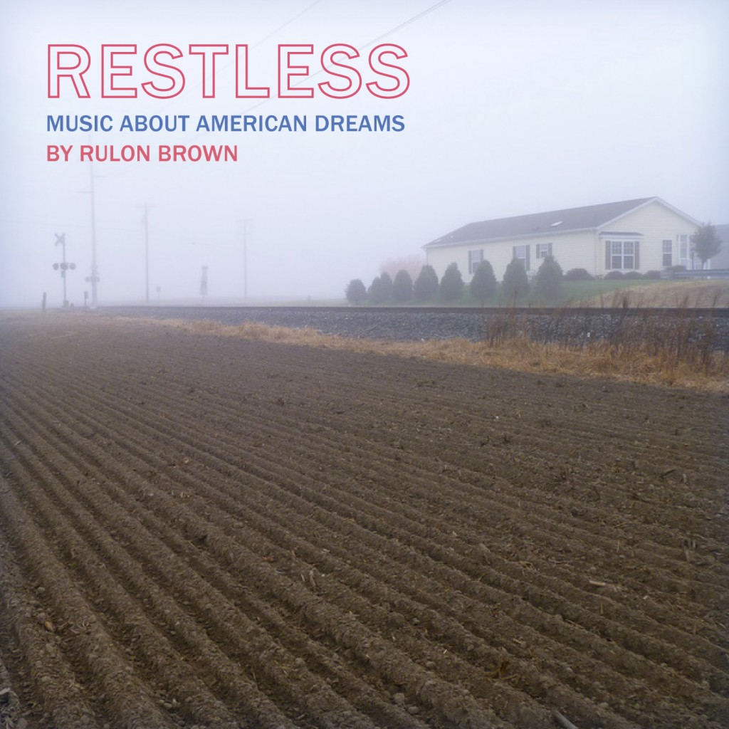 RESTLESS CD cover