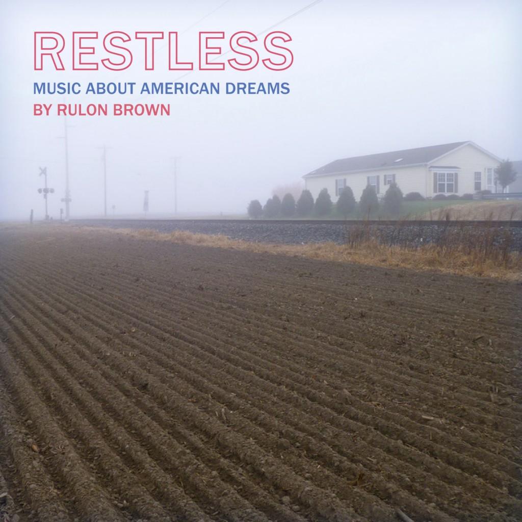 RESTLESS CD cover