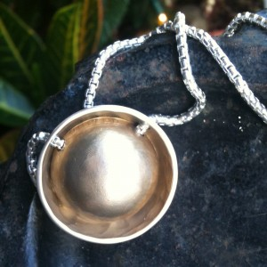 UNITED Pendant from Rulon Brown's RESTLESS collection
