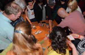 Seattle Artthrob shareholders assemble Rulon's art puzzle