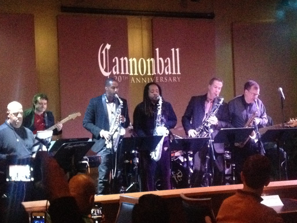 Cannonball Musical Instruments 20th Anniversary Celebration